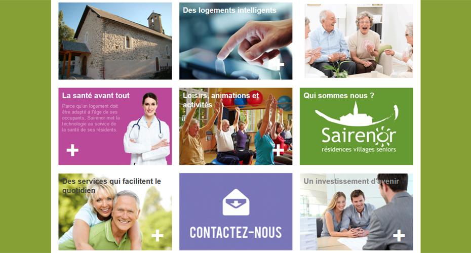 Site internet de La Bâtie-Neuve